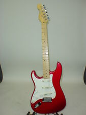 Fender USA Standard LEFTY Stratocaster Strat Electric Guitar LEFT-HANDED Maple