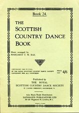 The Scottish Country Dance Book : Book 24 by Rae, Margaret T. W. (softback