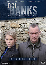 Inspector Banks: Pilot and Season One (DVD 2014, 2-Disc Set) / in VERY GOOD cond