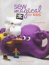 Sew Magical for Kids - Kids Sewing Pattern Book
