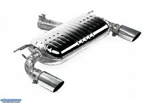 Eisenmann exhaust rear section for BMW F30 335i, 2 x 90mm tailpipes