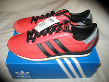 NEW ADIDAS ORIGINALS NITE JOGGER '79 RUNNING UK 11 US 11.5 B24793 TOMATO RARE