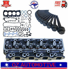TD27T TD27Ti Fully Assembled Cylinder Head Kit For Nissan Atlas Navara Terrano