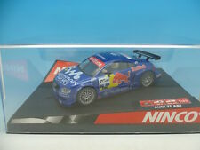 Ninco 50267 Audi TT-R Red Bull, mint car used once, boxed