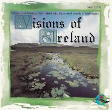 VISIONS OF IRELAND - THE NEW AVALON SOUND ORCHESTRA / CD