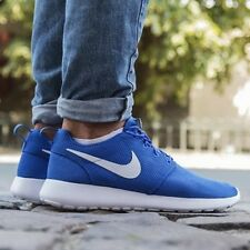 NIKE ROSHE ONE Running Trainers Shoes Casual Fashion Gym - UK 7.5 (EUR 42) Blue