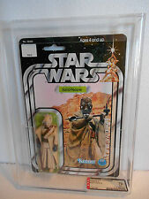 VINTAGE STAR WARS 20 BACK A SAND PERSON PEOPLE AFA 70 C70 B85 F85 1979 KENNER