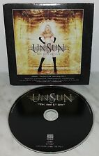 CD UNSUN - THE END OF LIFE - PROMO