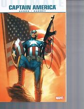 Ultimate Comics Captain America by Jason Aaron & Ron Garney TPB 2011 Marvel