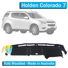 Holden Colorado 7 (2012-2016) - Dash Mat - Black - Fully Moulded LTZ LT