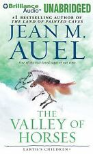 Earth's Children®: The Valley of Horses 2 by Jean M. Auel (2014, MP3 CD,...