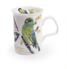 Roy Kirkham Garden Birds Single Bone China 320ml Mug Design 2 Nature Gift New