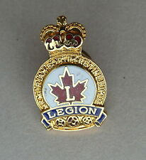 Canadian Legion Lapel Hat Souvenir Pin
