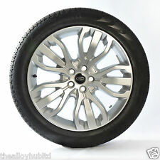 """Genuine RANGE ROVER SPORT STYLE 14 21 """"POLLICI LEGA wheels+tyres, Discovery 3/4 HSE"""