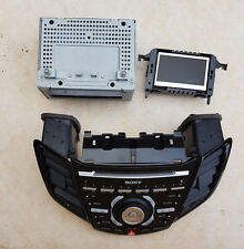 Ford fiesta MK7 Sony DAB Radio Headunit