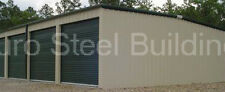 DURO Steel Mini Self Storage 30x80x8.5 Metal Prefab Building Structures DiRECT