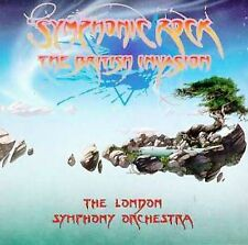 Symphonic Rock: British Invasion, Vol. 1 by London Symphony Orchestra (CD, Apr)