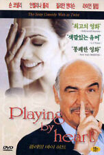 Playing by Heart (1998) Sean Connery, Angelina Jolie DVD *NEW