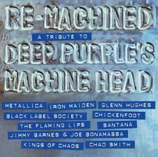 RE-MACHINED a tribute to deep purple´s machine head Foldout Sleeve LP NEU OVP