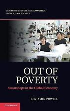 Out of Poverty: Sweatshops in the Global Economy (Cambridge Studies in Economics