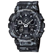 CASIO G-SHOCK x MARCELO BURLON Limited Edition Watch GA-100MRB-1A | SCARCE TOYS