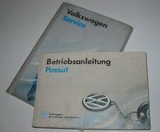 Bordmappe + Betriebsanleitung VW Passat B4 Typ 3A Diesel + Benzin + Synchro 1994