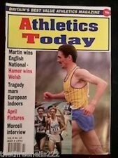 ATHLETICS TODAY - MORCELLI INTERVIEW - MARCH 5 1992