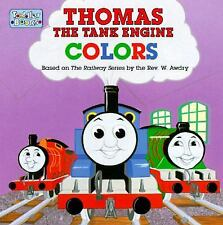 Thomas the Tank Engine Colors (Board Books) by Awdry, Rev. W.