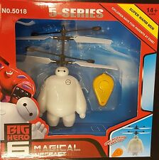 Big Hero 6 Flying Sensor Control Helicopter Toy Kids Movie Cartoons Disney Robot