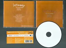 Koyanagi Yuki with Boyz II Men Intimacy Japan CD w/obi new jack swing HDCA-10093