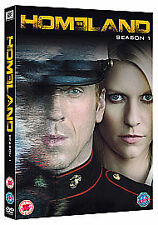 Homeland - Season 1 - Complete (DVD, 2012)