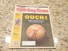 The Sporting News Ouch August 19, 1991