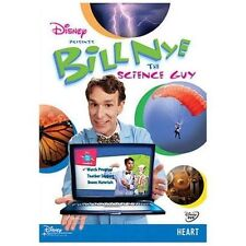 NEW!! Bill Nye the Science Guy: Heart (DVD, 2009)
