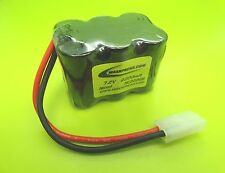 7.2V 2200mA BATTERY FITS RS10 REDCAT ROCKSLIDE CRAWLER / 2206B / MADE IN USA