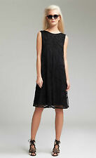 ALICE BY TEMPERLEY  Ezra BLACK Dress SIZE UK 14  RRP £625..........#*4