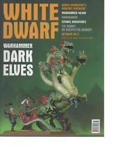 WHITE DWARF MAGAZINE  OCTOBER 2013  DARK ELVES   LS