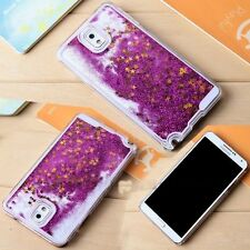 Luxury Glitter Star Liquid Back Phone Case Cover for Varo Samsung Galaxy Phones