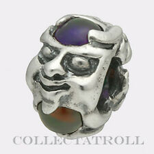 Authentic Trollbeads Silver Troll With Gems Bead Trollbead   51711