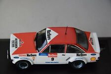 DECALS FORD ESCORT RS1800 MARLBORO VATANEN WINNER ARCTIC RALLY FINLAND 77 1:43