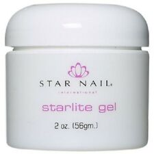 Star Nail Starlite Builder UV Gel  Thick Clear 2 oz (56 gm)