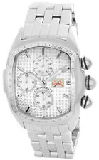 Luxe Mens Diamond King Master/ Jojino/ Jacob / Joe Rodeo/ Aqua Iced Watch