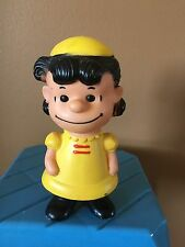 1950's VINTAGE PEANUTS GANG UNITED FEATURE SYNDICATE LUCY