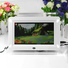 7 Inch Multifunction Digital Photo Frame with USB SD Card support Video playback