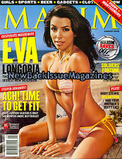 Maxim 1/05,Eva Longoria,Poppy Montgomery,Jennifer Ellison,January 2005,NEW