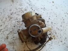 2003 YAMAHA GRIZZLY 660 4WD CARBURETOR (PARTS OR REPAIR)