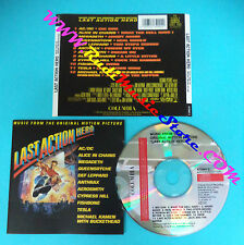 CD Last Action Hero (Music From The Original Motion Picture) 473990 2 (OST1)