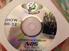 RADIO SHOW: ROCK AROUND THE WORLD! #00-32 JEFFERSON STARSHIP EXCLUSIVE INTERVIEW