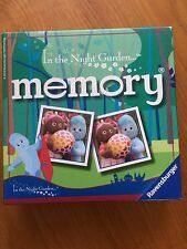 In The Night Garden Memory Game GOOD CONDITION