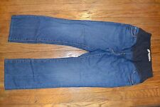 GAP Maternity Jeans Size 4 Original Boot Cut Denim