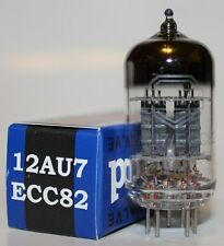 Mullard 12AU7 / ECC82 pre-amp tubes, Reissue, NEW in box